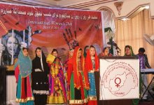 OPAWC function on the International Women's Day