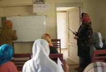 Literacy Student of OPAWC Center
